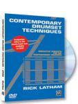DVD Rick Latham - Contemporary Drumset Techniques