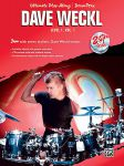 Dave Weckl Ultimate Play-Along Drum Trax, Level 1, Volume 1