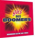 GHS 3045 LSP M Bass Boomers long scale 45-105 Saiten Satz