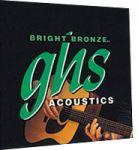 GHS BB 100-12 Bright Bronze Acoustic Saiten Satz
