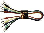 Hot Wire 6x Patchkabel 0.3m