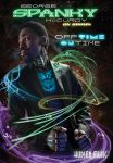 DVD George Spanky McCurdy - Off Time On Time