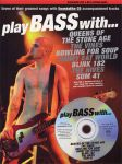 Play Bass With...  Buch mit CD