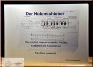 Notenschieber Handbuch