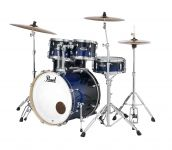 Pearl EXL725S Export Drumset, Deep Blue See Fade