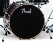 Pearl VML Vision 20 x 18 Bass Drum, Ash Fade Tamo