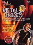 DVD David Ellefson - Metal Bass Level 1