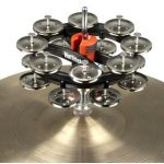 Rhythm Tech RT7422 Hat Trick G2 Double Row, Nickel