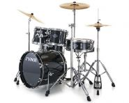 Sonor Smart Force Xtend SFX Stage 2 Drumset, Black