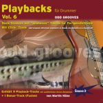 CD Playbacks für Drummer Vol. 6 - Odd Grooves
