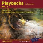 CD Playbacks für Drummer Vol. 3 - Jazz Grooves 1