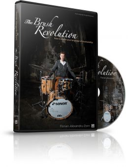 DVD Florian Alexandru Zorn The Brush Revolution