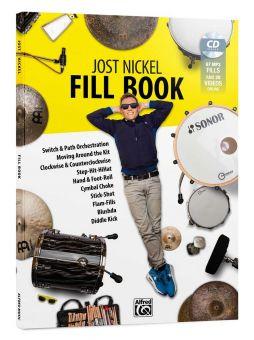 Jost Nickels Fill Buch mit CD und Online Video