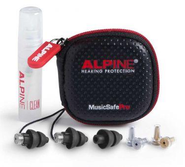 Alpine Music Save Pro Gehörschutz Schwarz