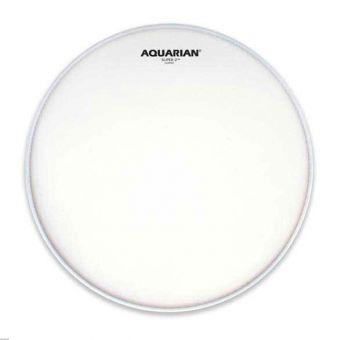 "Aquarian 14"" Coated Snare Fell, Power Dot"