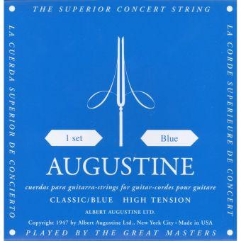 Augustine Blau Saitensatz für Konzertgitarren
