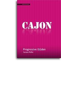 Cajon - Progressive Etüden