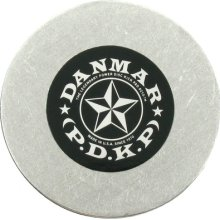Danmar 210MKST Bassdrum Metal Kickpad
