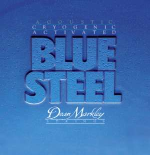 Dean Markley LT-4 Blue Steel 45-100 Saiten Satz