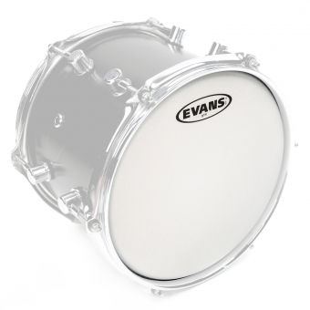 "Evans 12"" G14 Coated Tom Fell"