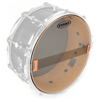 "Evans 14"" Hazy 500 Snare Resonanz Fell"