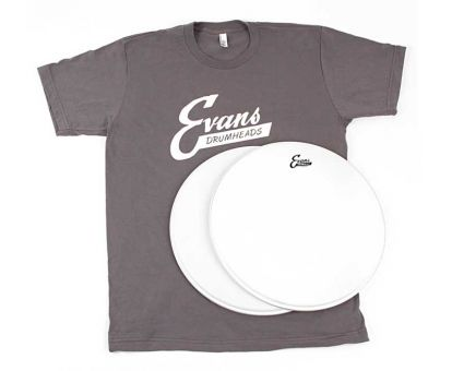 "Evans 14"" Genera G1 coated Vintage Pack"