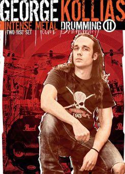 2DVD George Kollias Intense Metal Drumming Part 2