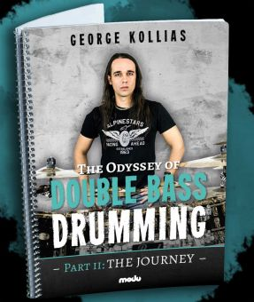 George Kollias - Double Bass Drumming 2 - The Journey