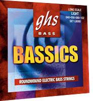 GHS 6000M Bassics 44-106 Saiten Satz