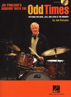 Joe Porcaro's Odd Times Buch mit CD