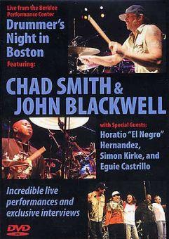 DVD Drummer's Night in Bosten 2005