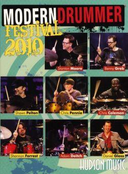 2DVD Modern Drummer Festival 2010