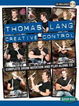 Thomas Lang Creative Control Buch mit CD