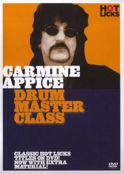 DVD Carmine Appice Drum Master Class