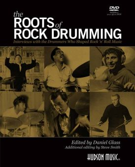 The Roots of Rock Drumming Buch mit DVD