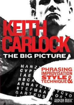 2DVD Keith Carlock The big picture