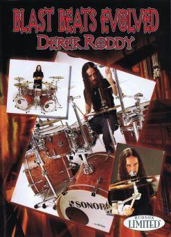 DVD Derek Roddy - Blast Beats Evolved