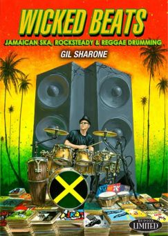 DVD Gil Sharone Wicked Beats
