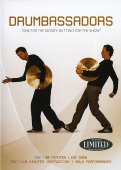 DVD Drumbassadors - One For The Money, But Two For The Show