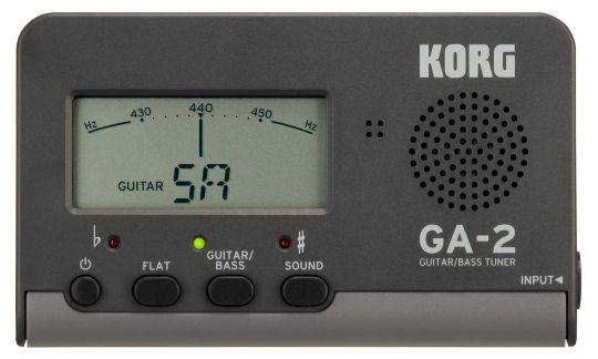 Korg GA-2 Gitarrenstimmgerät