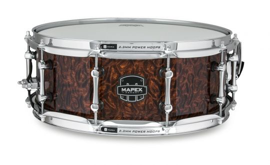 """Mapex 14"""" x 5,5"""" Amory Snare Dillinger"""