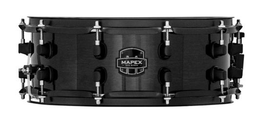 "Mapex 13"" x 6"" MPX Birch Snare Drum, Midnight Black"
