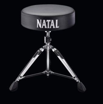 Natal NAHSTDT1 Drumhocker, rund