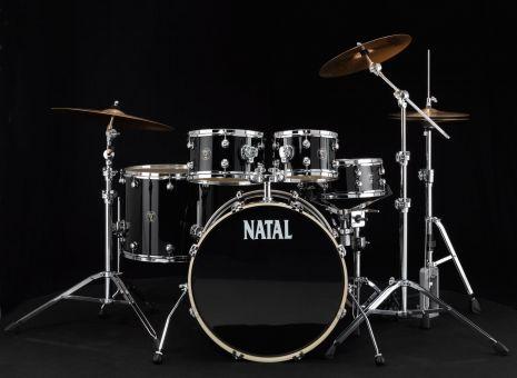 Natal Spirit US Fusion Shell Set, Black Wrap