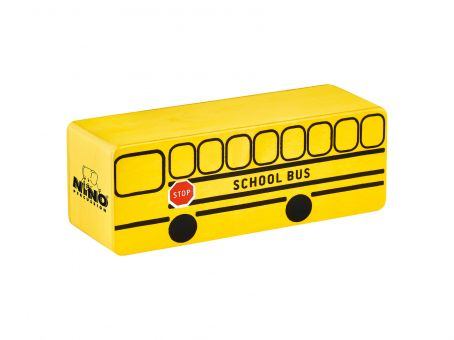 Nino Schoolbus Shaker NINO956