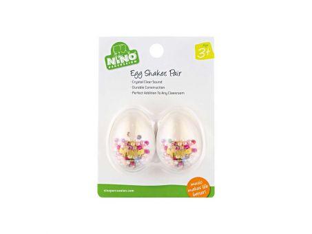 Nino Egg Shaker NINO540 Transparent