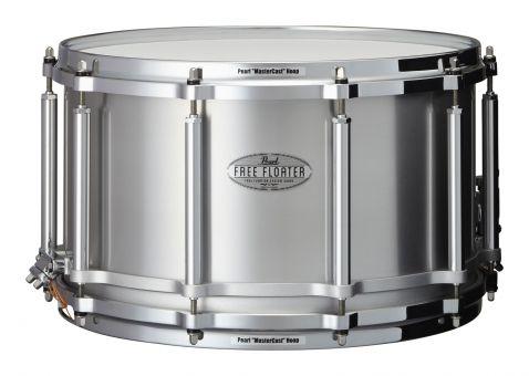 """Pearl 14"""" x 8"""" Free Floating Aluminium Snare Drum"""