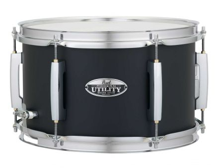"Pearl 12"" x 7"" Modern Utility Snare, Black Ice"