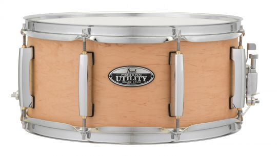 """Pearl 14"""" x 6,5"""" Modern Utility Snare, Matte Natural"""