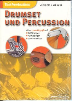 Taschenlexikon Drums und Percussion